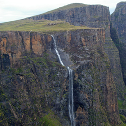 Tugela Falls 2nd highest falls in the world