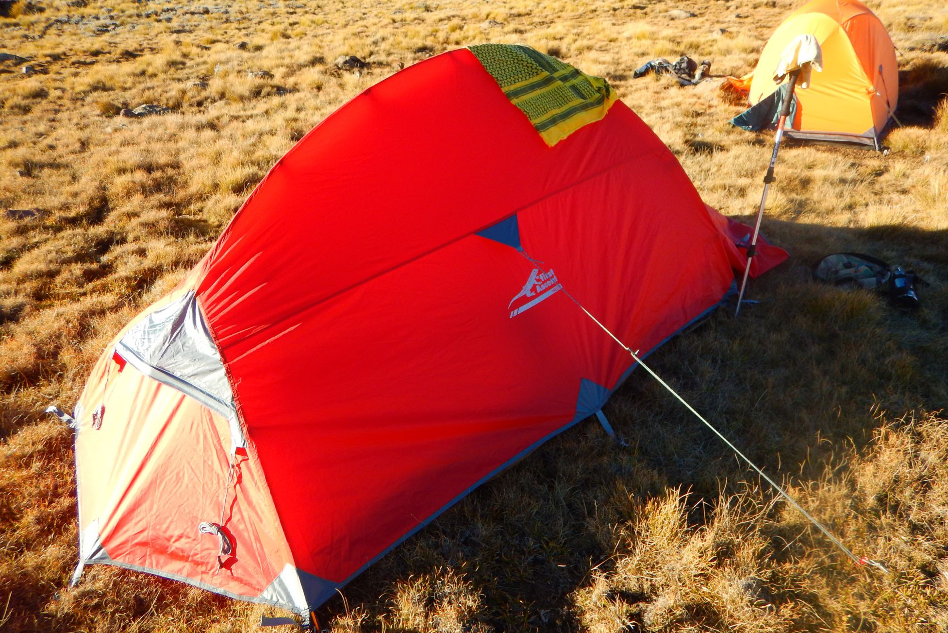 First Ascent Helios Tent