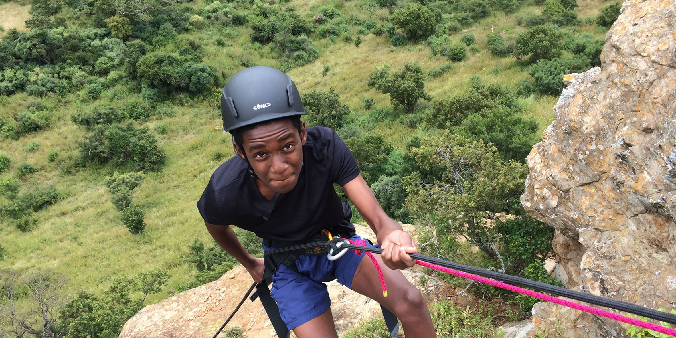 Abseiling Adventures